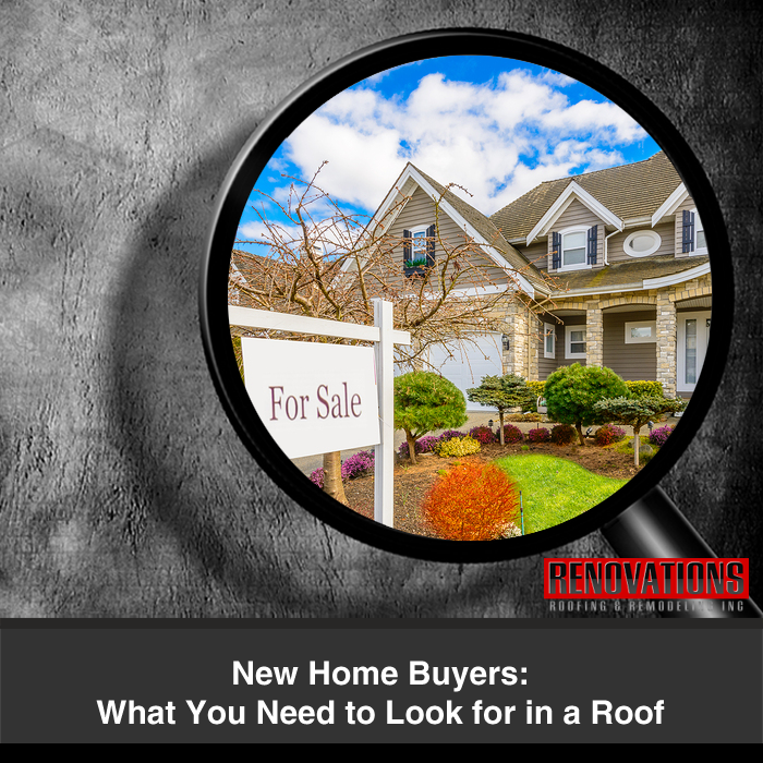 New Home Buyers: What You Need to Look for in a Roof