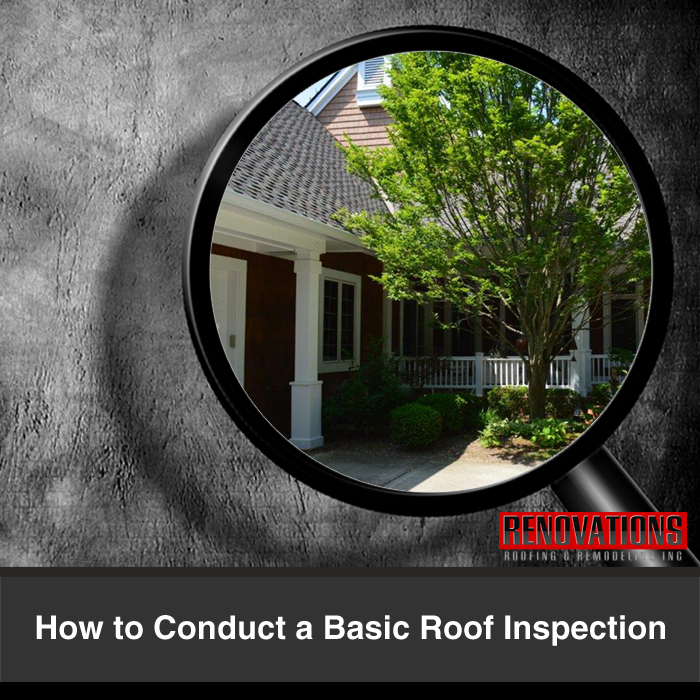 How to Conduct a Basic Roof Inspection