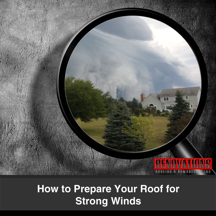 How to Prepare Your Roof for Strong Winds