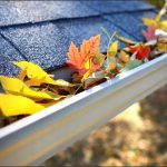 Warning signs gutters